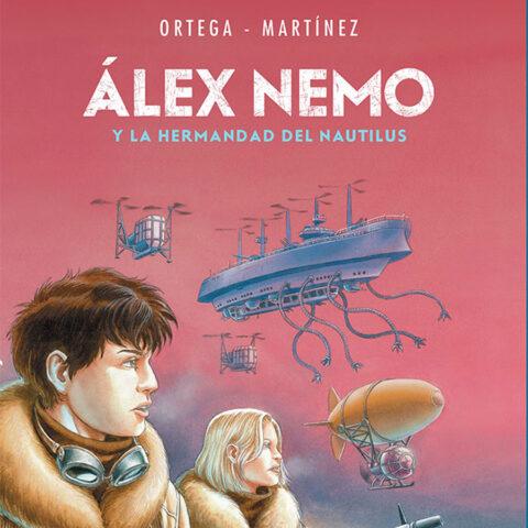 Alex Nemo y La hermandad del Nautilus