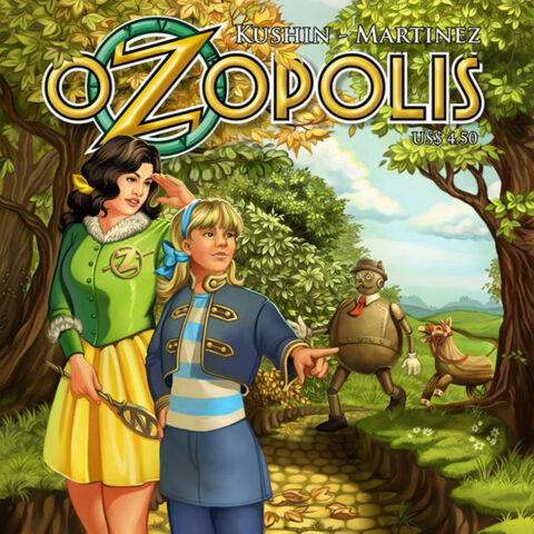 Ozopolis (The series)