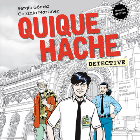 Quique Hache. El misterio de Santiago.